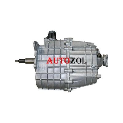Коробка переключения передач КПП на ГАЗ-3309 двигатель 245
