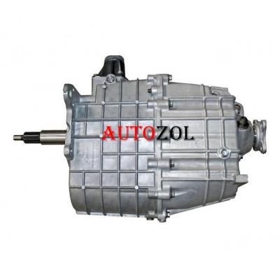 Коробка переключения передач ГАЗ-3307 5 ст. двигатель ЗМЗ-513
