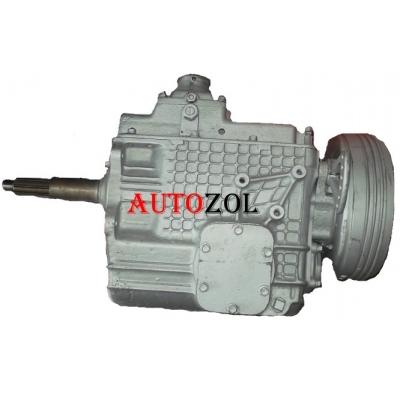 Коробка переключения передач ЗИЛ-131