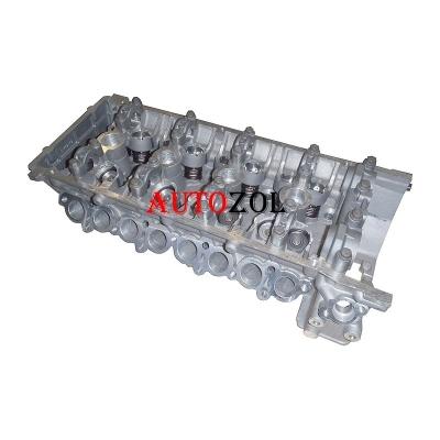 Головка блока цилиндров в сборе двигатель 405, 406, 409 Евро-3