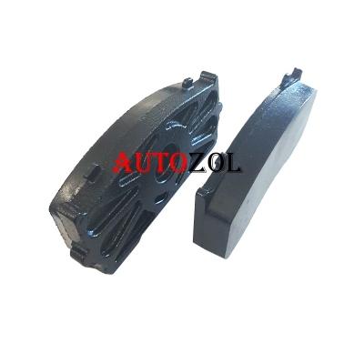 Колодки тормозные ГАЗ-33104,33106 Валдай (передние/задние)