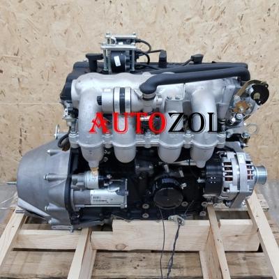 Двигатель ЗМЗ-40522 ГАЗ-2217 АИ-92 152 л.с. ЕВРО-2