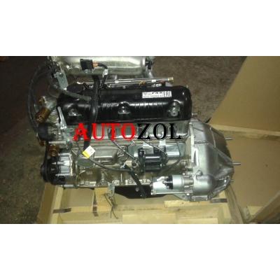 Двигатель ГАЗель Бизнес УМЗ-4216 ЕВРО-3 (1 ремень, катушка на блоке)