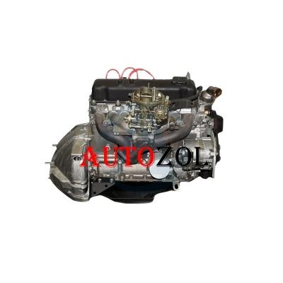 Двигатель УМЗ-4178 (АИ-92 82 л.с.) карбюраторный