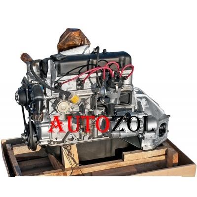 Двигатель УМЗ-4218 (АИ-92 89 л.с.) с рычажным сцеп.