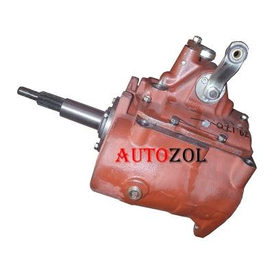 Коробка переключения передач КПП-4 ст. вал 35 мм УАЗ-452 Н/О